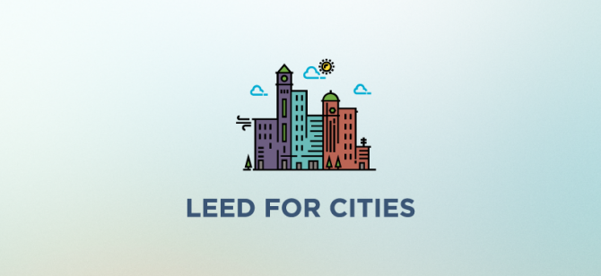 Certify cities and communities with leed usgbc li for Leed for homes rating system